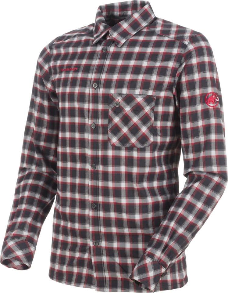 Pánská košile s dlouhým rukávem Mammut Belluno Tour Longsleeve Shirt Men