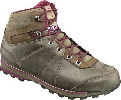 Dámská turistická obuv Mammut Chamuera Mid WP Women