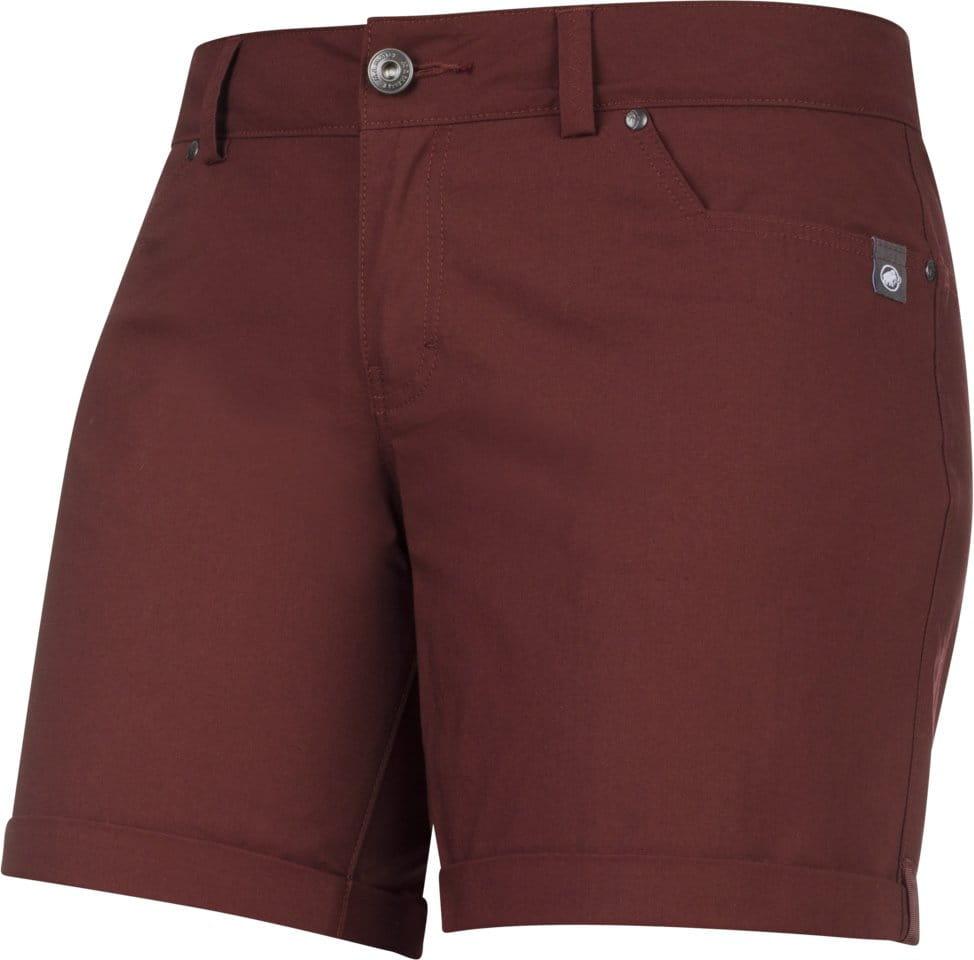 Dámské kraťasy Mammut Roseg Shorts Women