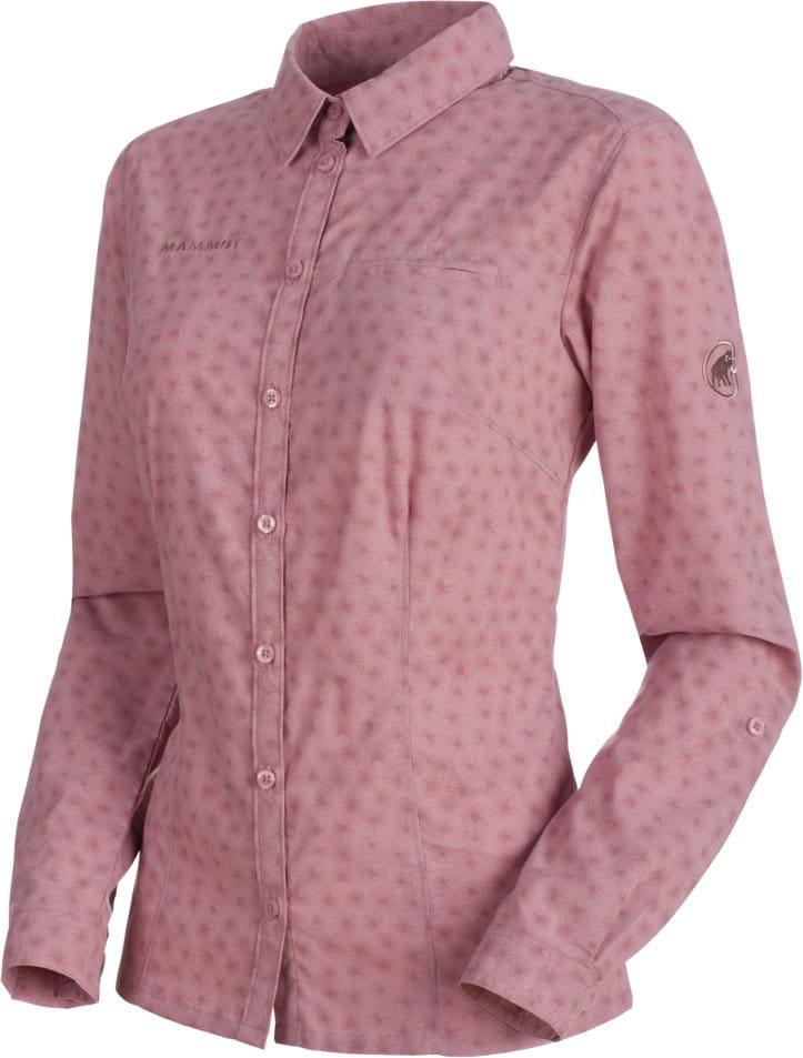 Dámská košile Mammut Trovat Advanced Longsleeve Shirt Women