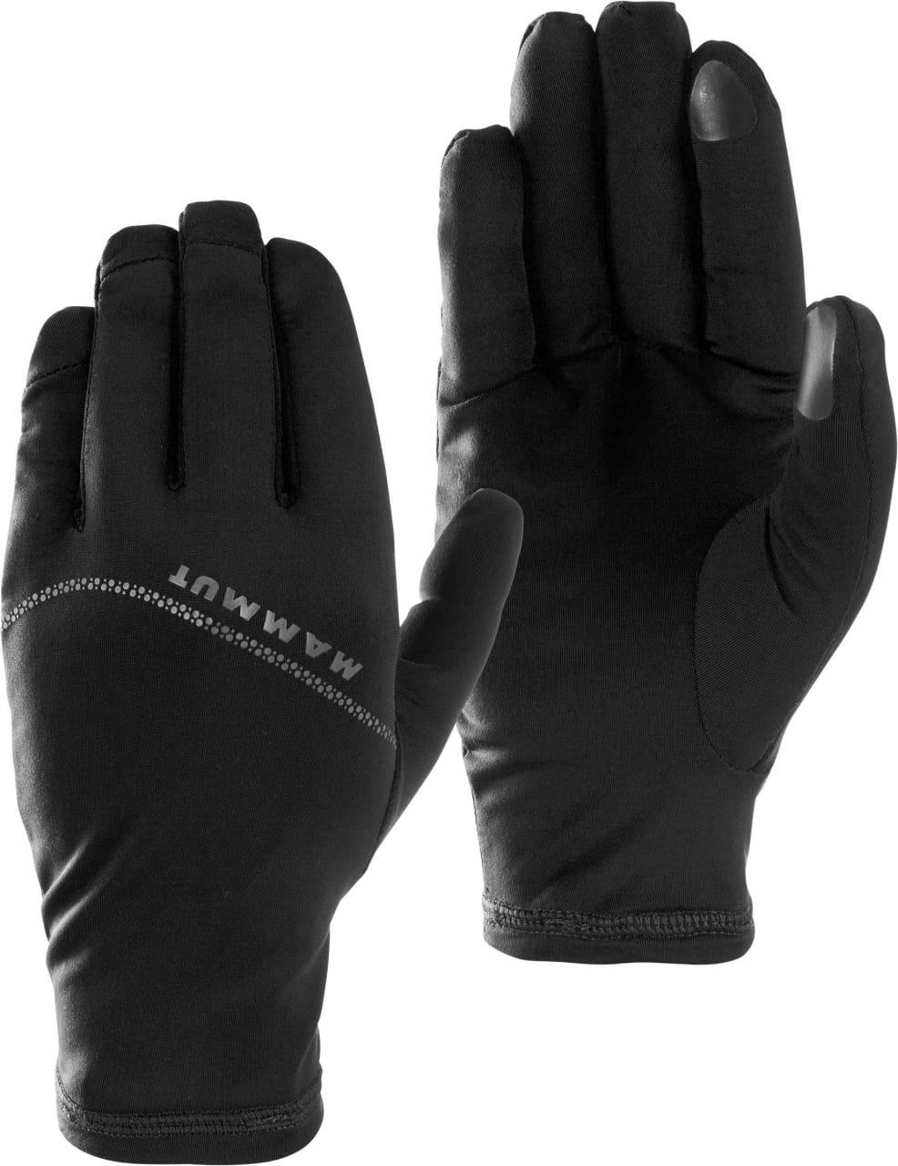 Unisexové rukavice Mammut Stretch Glove