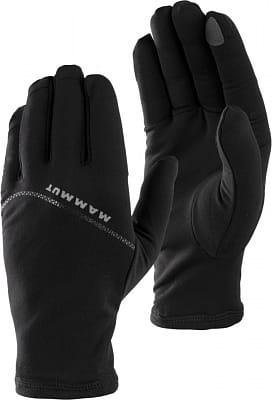 Unisexové rukavice Mammut Stretch Glove