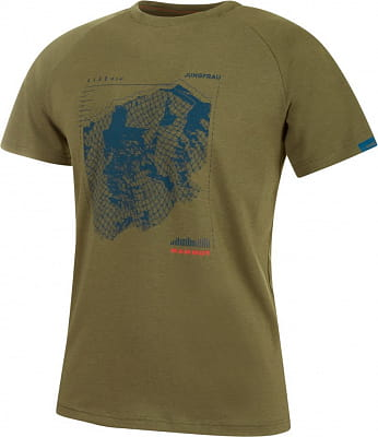 Pánské tričko Mammut Mountain T-Shirt Men