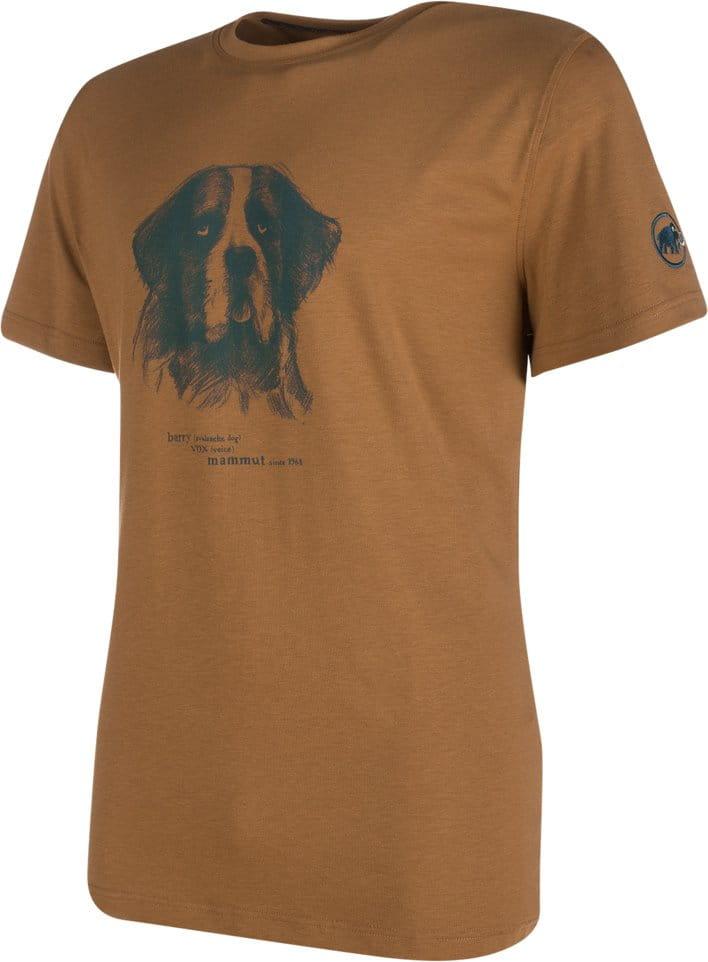 Pánské tričko Mammut Barryvox T-Shirt Men
