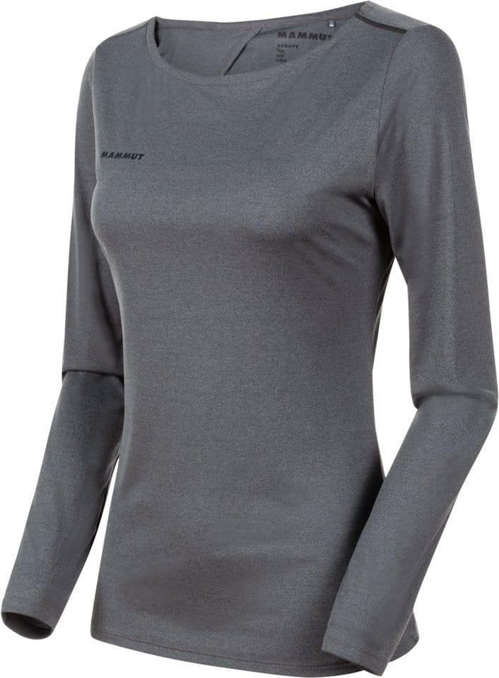 Dámské triko s dlouhými rukávy Mammut Pali Longsleeve Women