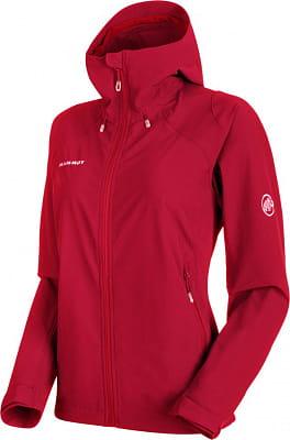 Dámská bunda Mammut Runbold Trail SO Hooded Jacket Women