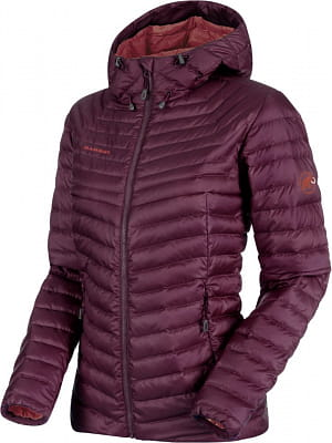 Dámská bunda Mammut Convey IN Hooded Jacket Women