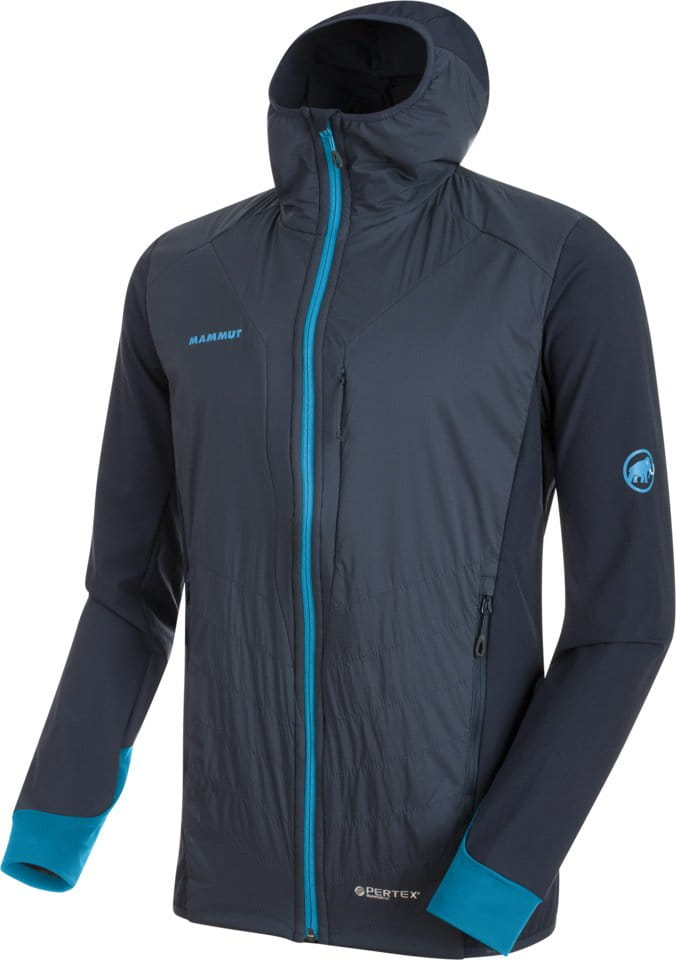 Pánská bunda Mammut Foraker IN Light Hooded Jacket Men