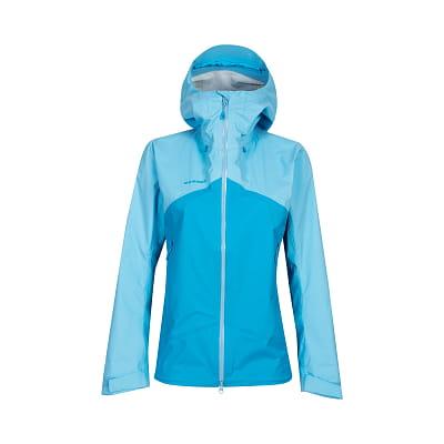 Dámská bunda Mammut Kento HS Hooded Jacket Women