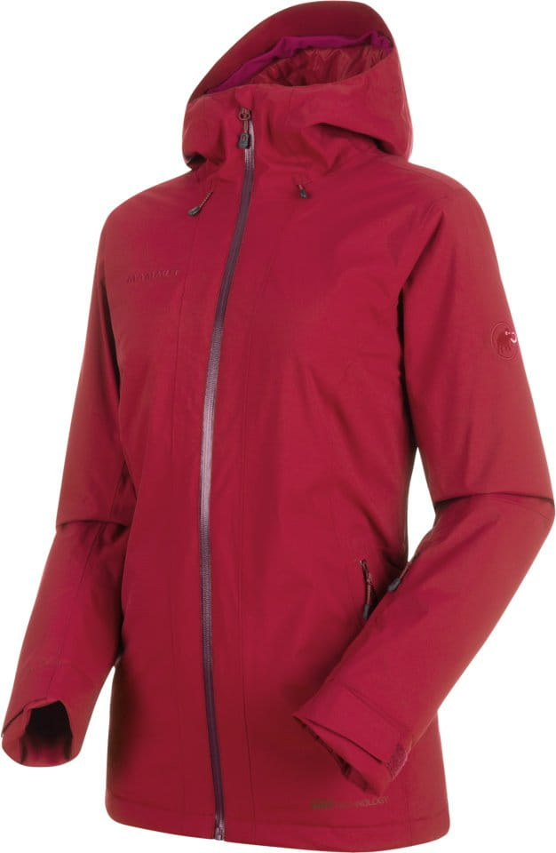 Dámská bunda Mammut Nara HS Thermo Hooded Jacket Women