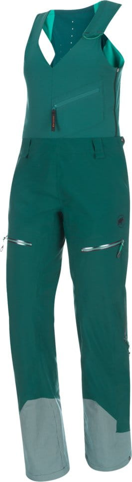 Dámské kalhoty Mammut Alvier HS Soft Bib Pants Women