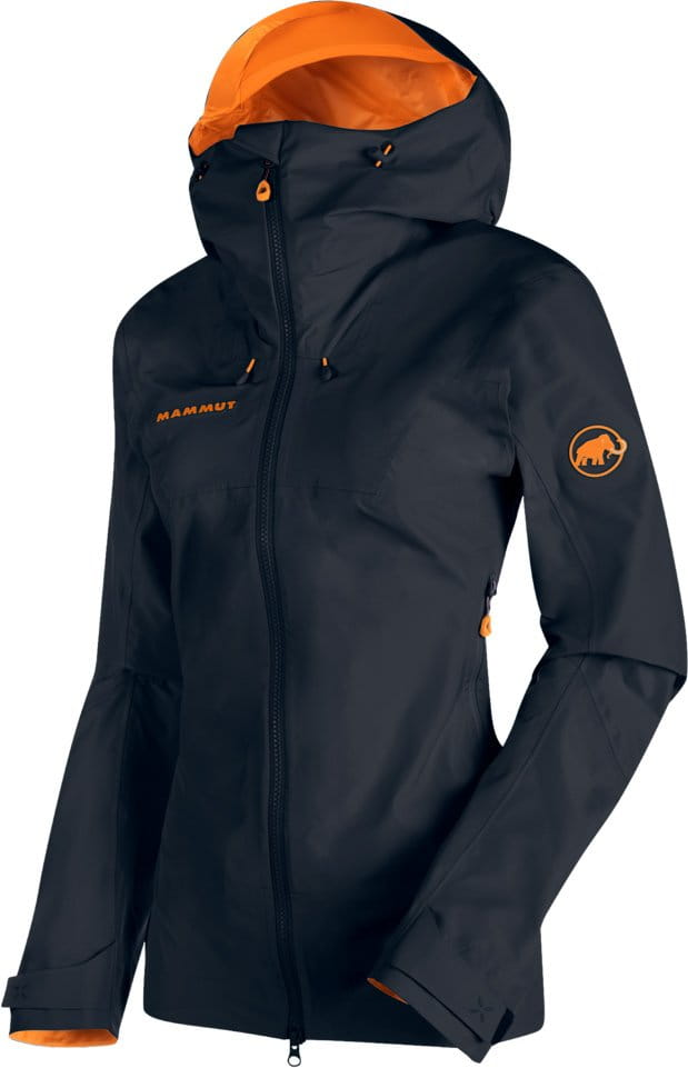Dámská bunda Mammut Nordwand Advanced HS Hooded Jacket Women