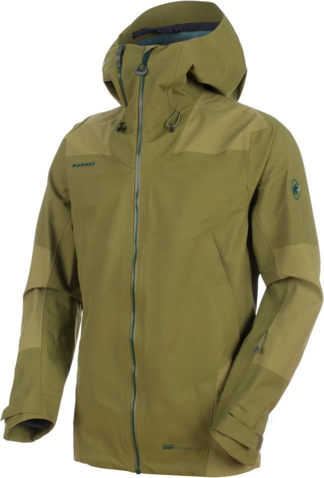 Pánská bunda Mammut Alvier Armor HS Hooded Jacket Men