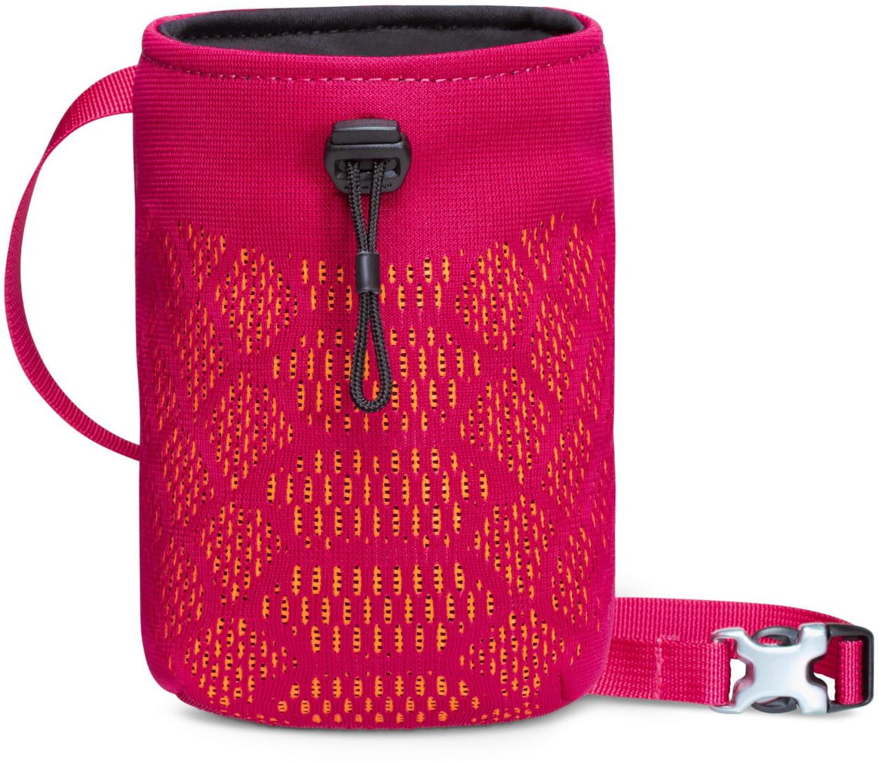 Taška na magnézium Mammut Knit Chalk Bag