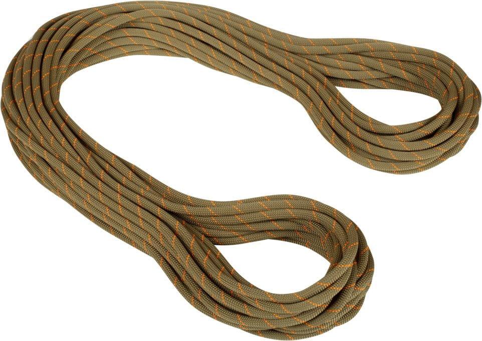Lano pro tělocvičny Mammut 9.9 Gym Workhorse Classic Rope, 50 m