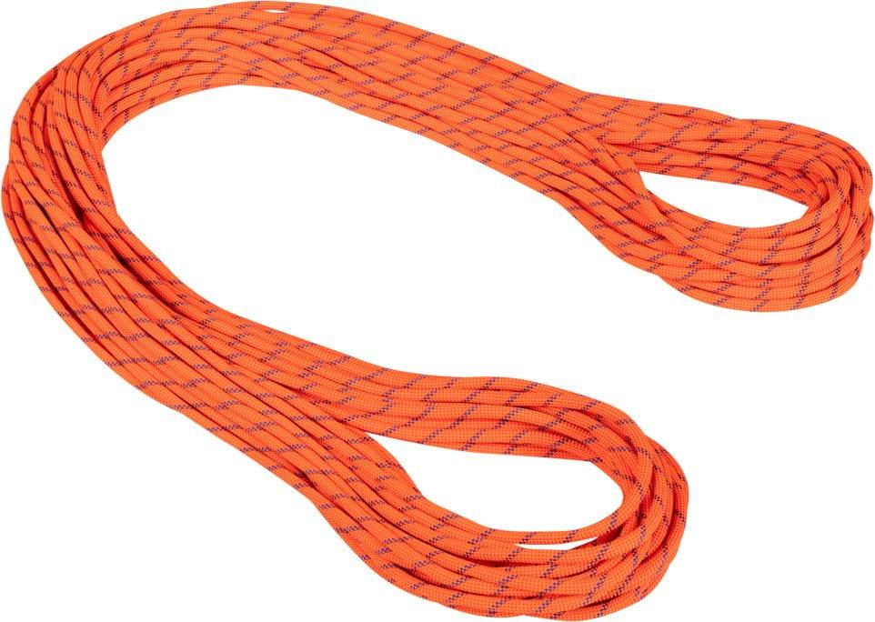 Dynamické lano Mammut 7.5 Alpine Sender Dry Rope, 50 m