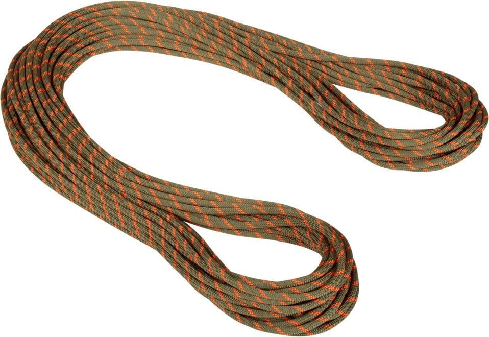 Dvojité lano Mammut 8.0 Alpine Dry Rope, 60 m