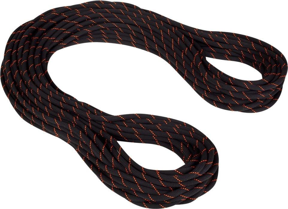 Lano pro tělocvičny Mammut 9.9 Gym Workhorse Dry Rope, 40 m