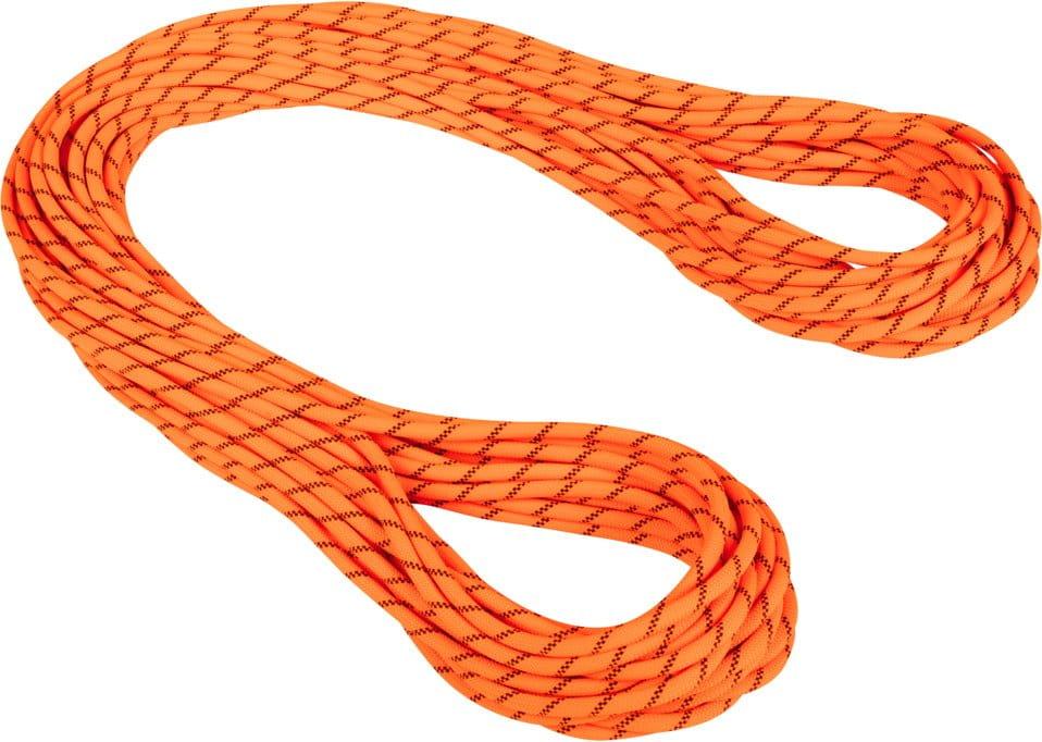Dynamické lano Mammut 8.7 Alpine Sender Dry Rope, 50 m