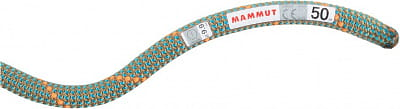 Dynamické lano Mammut 9.9 Crag Workhorse Dry Rope, 80 m