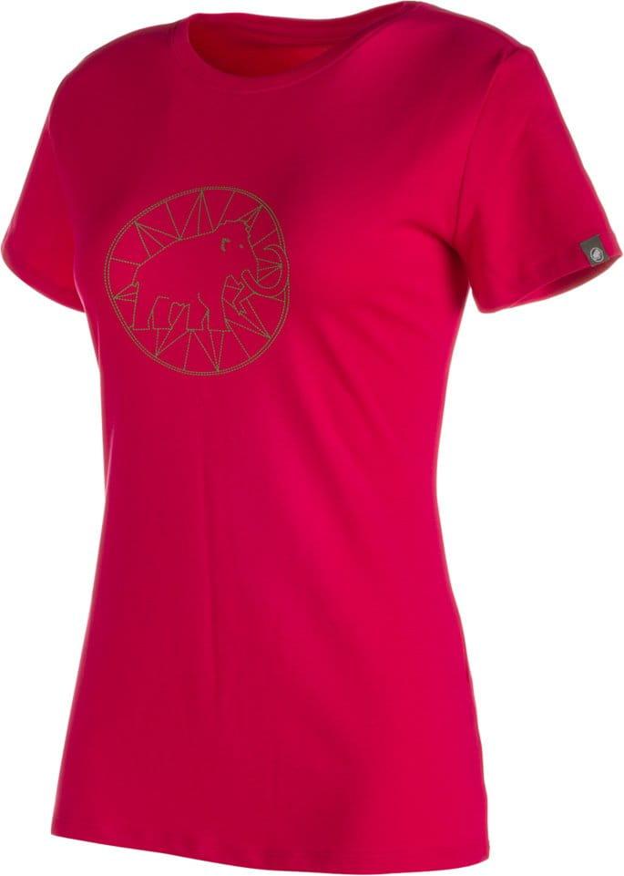 Dámské tričko Mammut Logo T-Shirt Women