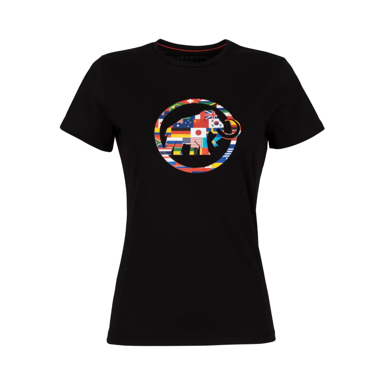 Dámské tričko Mammut Nations T-Shirt Women
