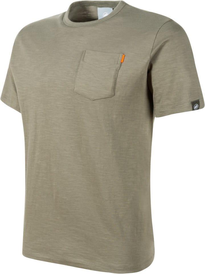 Pánské tričko Mammut Pocket T-Shirt Men
