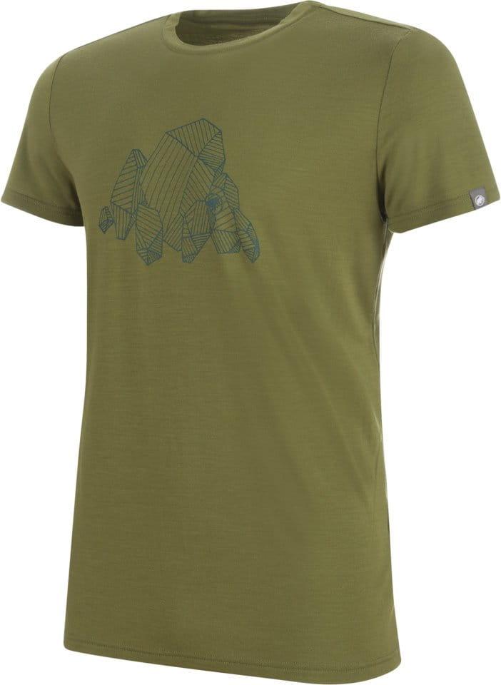 Pánské tričko Mammut Alnasca T-Shirt Men