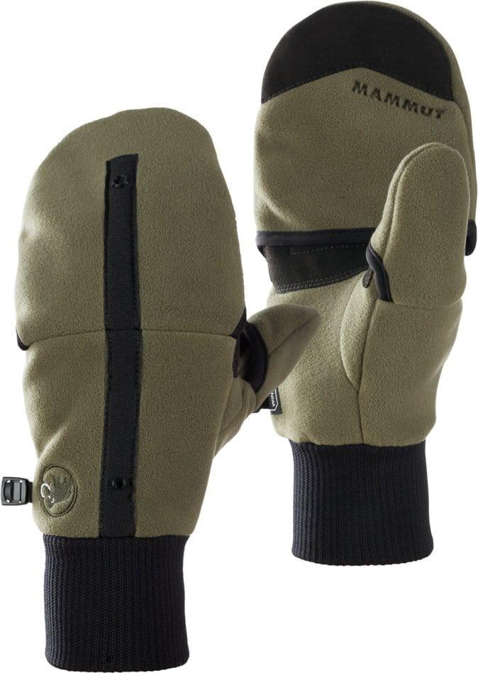 Unisexové rukavice Mammut Shelter Glove