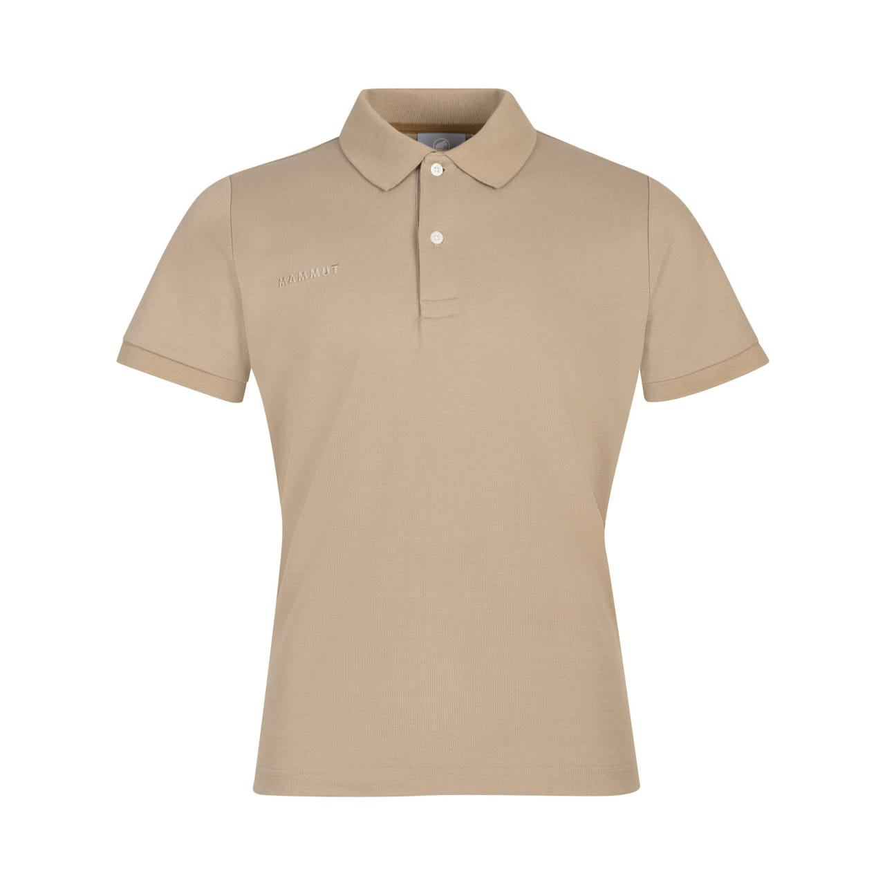 Pánské triko s límečkem Mammut Logo Pique Polo Men
