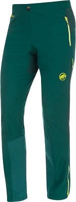 Softshellové kalhoty pro muže Mammut Aenergy SO Pants Men