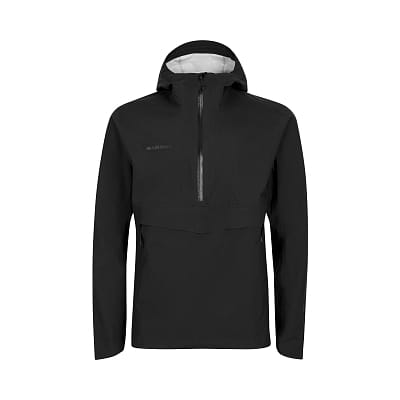 Pánská bunda Mammut Albula Half Zip HS Hooded Jacket Men