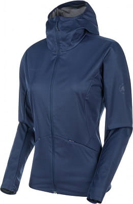 Dámská bunda Mammut Ultimate V Tour SO Hooded Jacket Women
