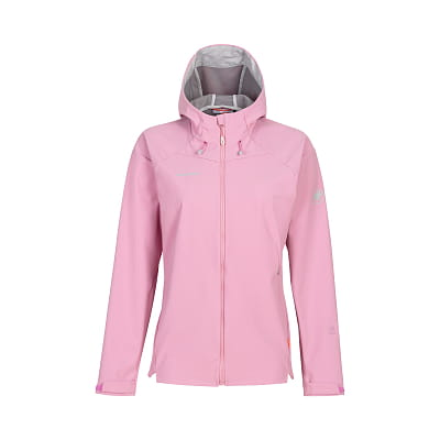 Dámská bunda Mammut Sapuen SO Hooded Jacket Women