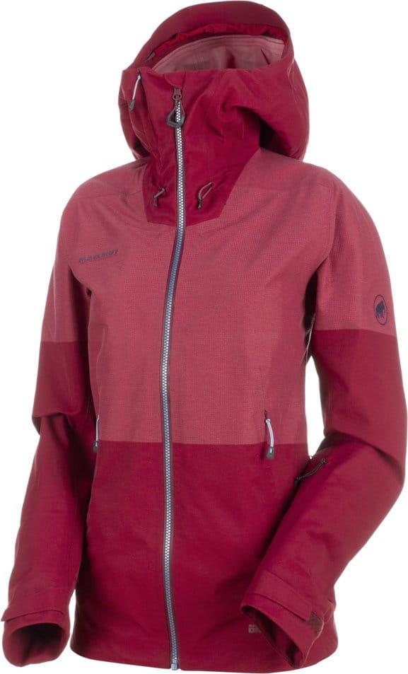 Dámská bunda Mammut Alvier Armor HS Hooded Jacket Women