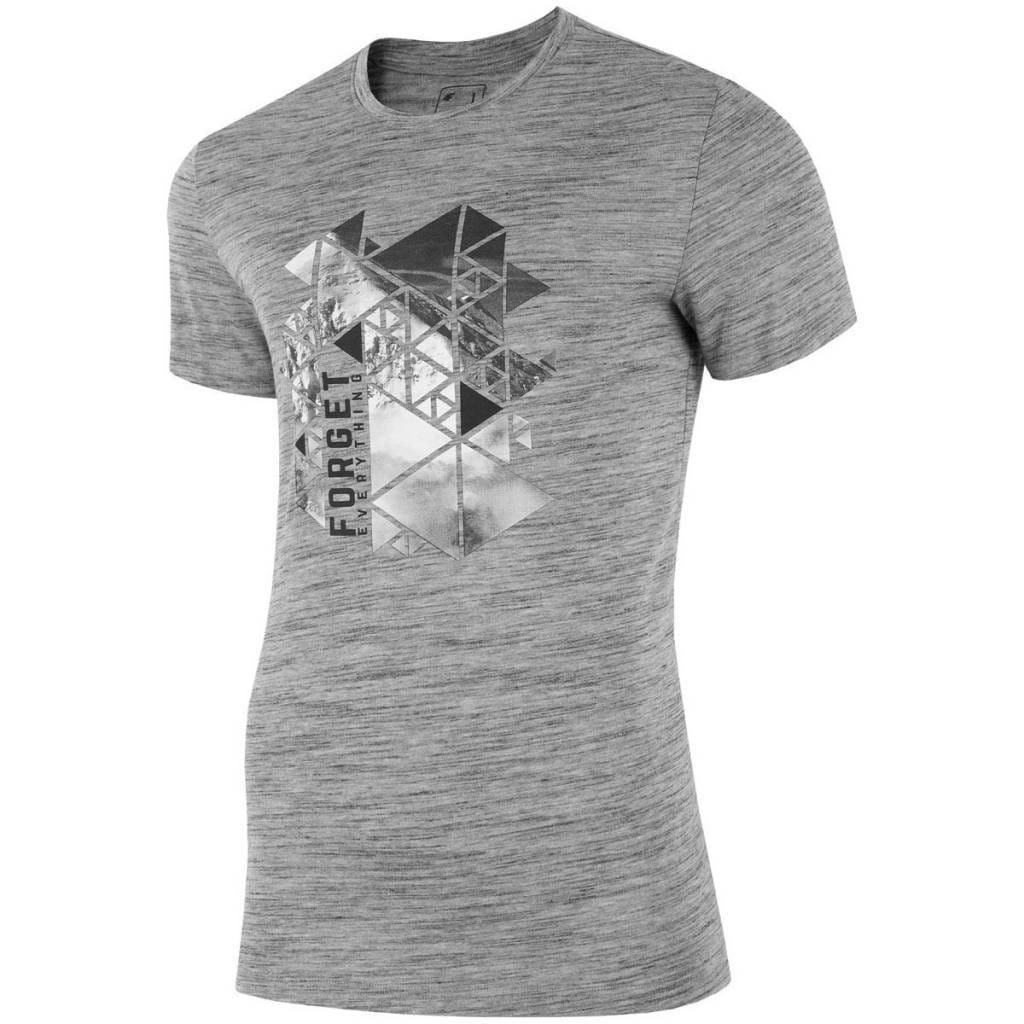 Trička 4F Men's t-shirt TSM007