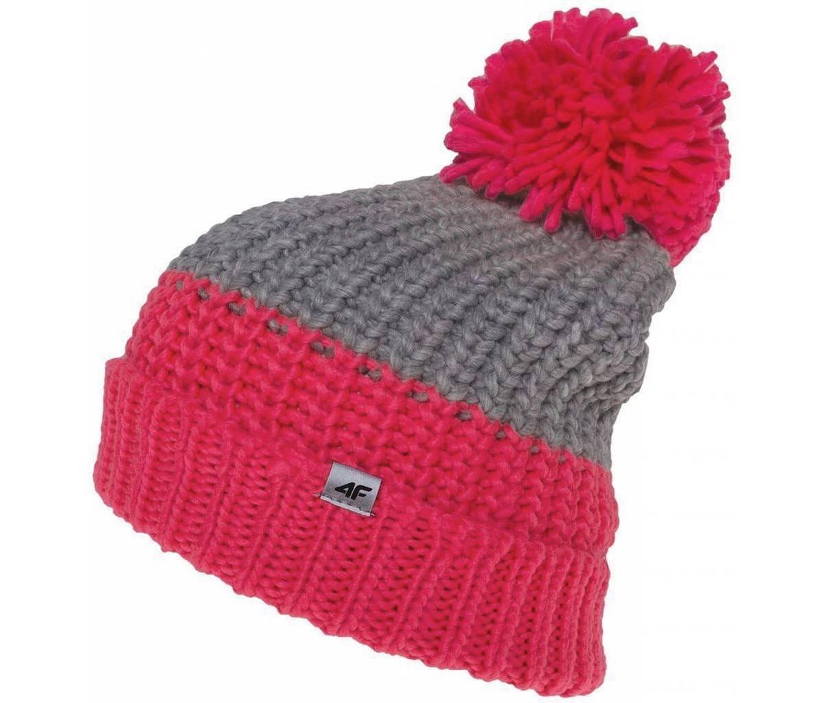 Čepice 4F Girl's cap JCAD109
