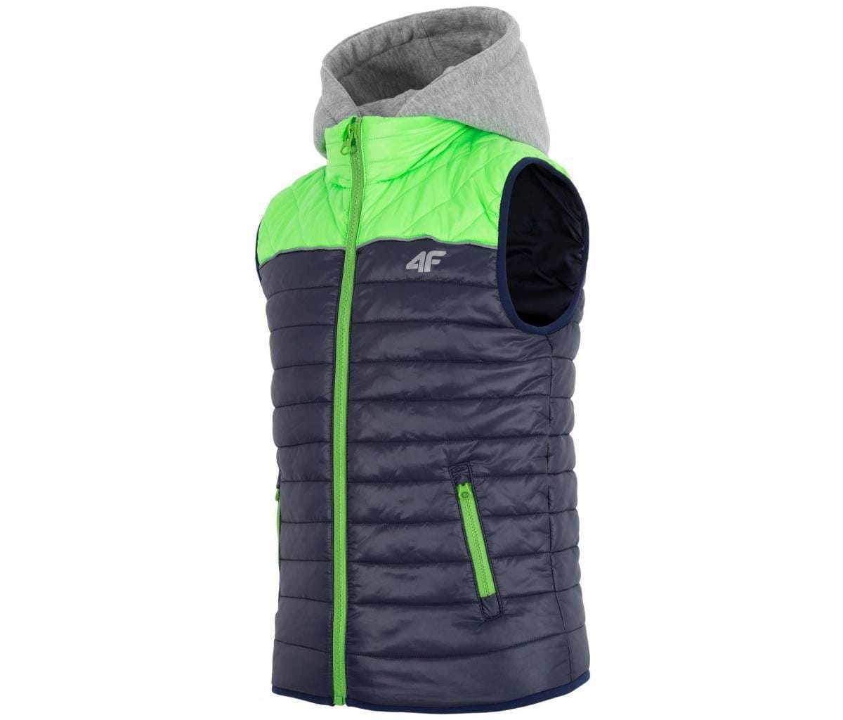 Vesty 4F Boy's vest JKUMB200