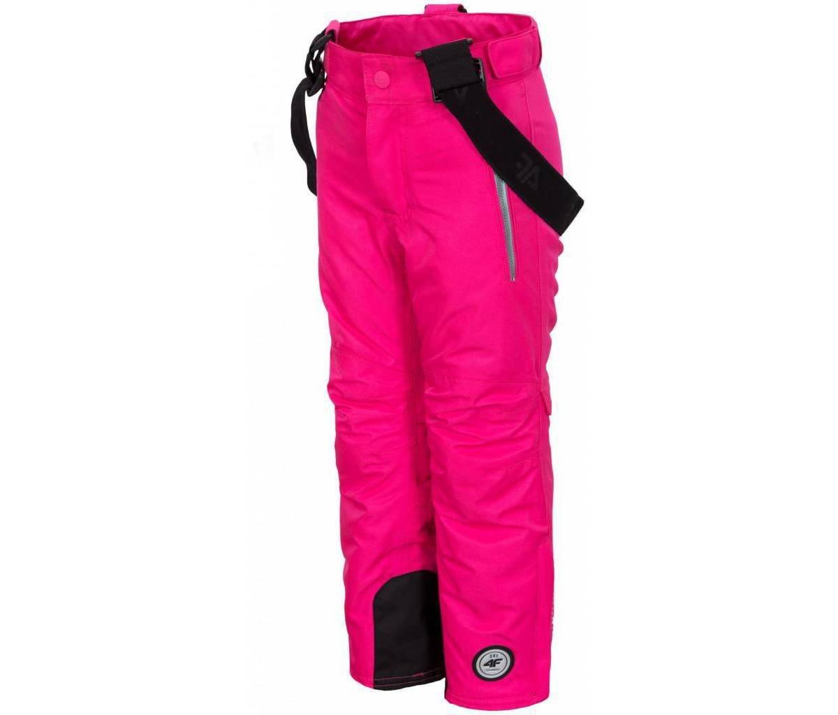 Kalhoty 4F Girl's ski trousers JSPDN301