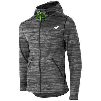Mikiny 4F Men's functional sweatshirt BLMF002