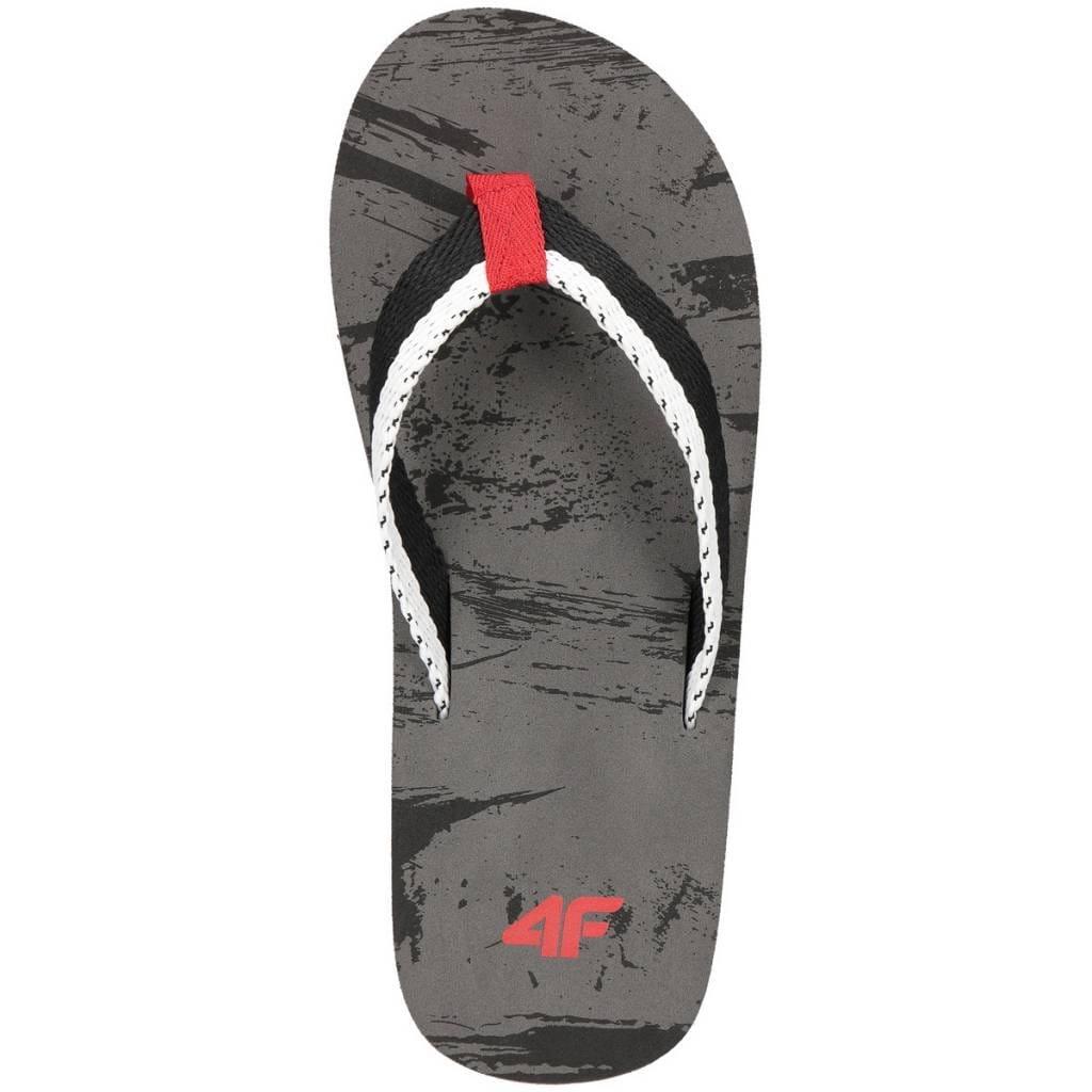 Sandály a pantofle 4F Men's flip-flops KLM002