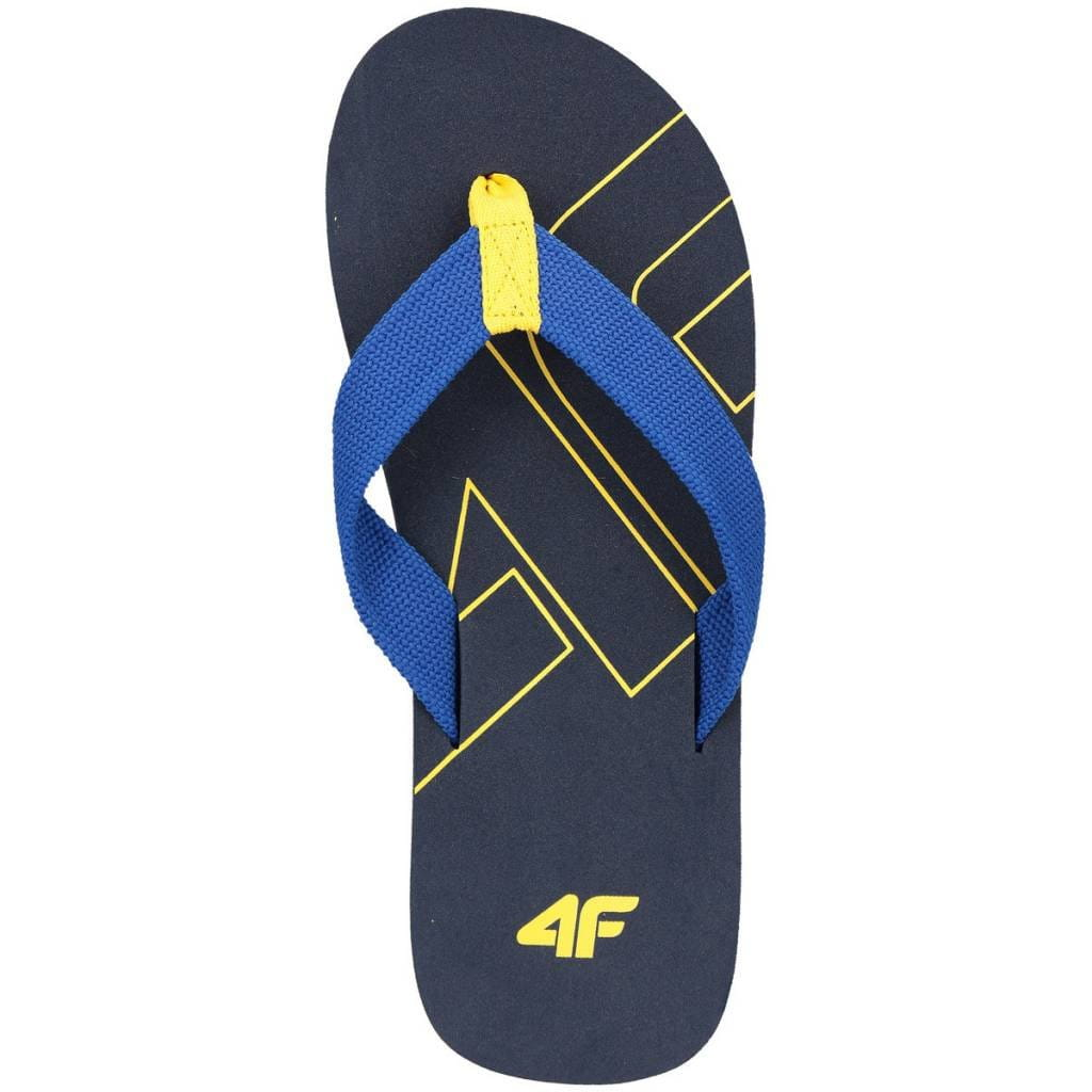 Sandály a pantofle 4F Men's flip-flops KLM003