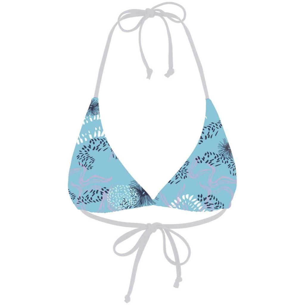 Plavky 4F Women's swimsuit KOS002A