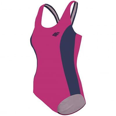 Plavky 4F Women's one-piece swimsuit  KOSP001