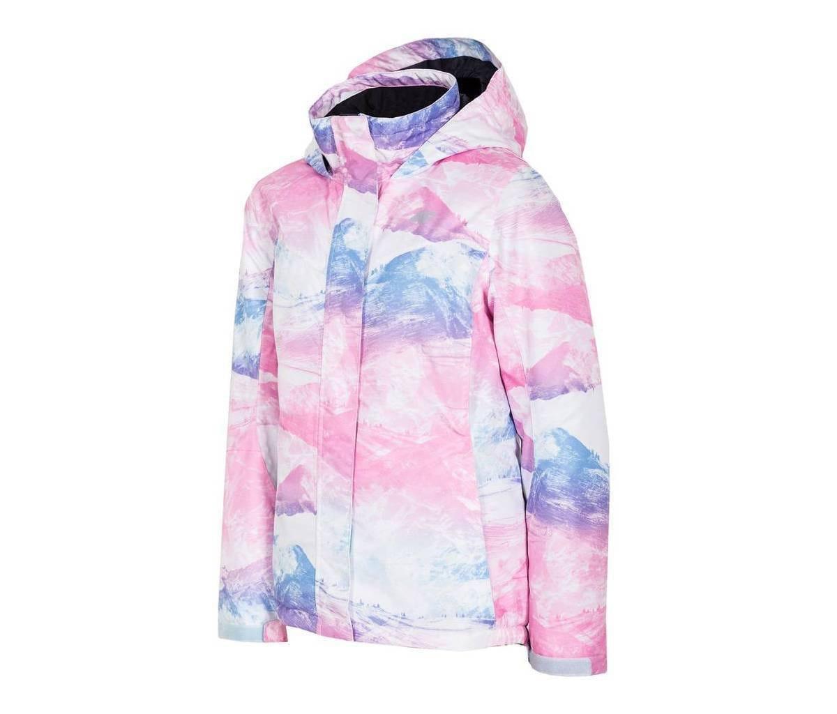 Bundy 4F Girl's ski jacket JKUDN402B