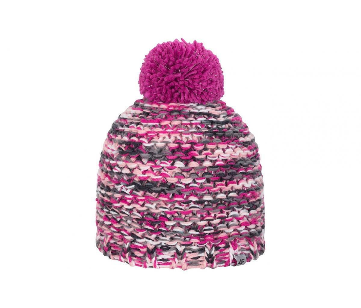 Čepice 4F Girl's cap JCAD210