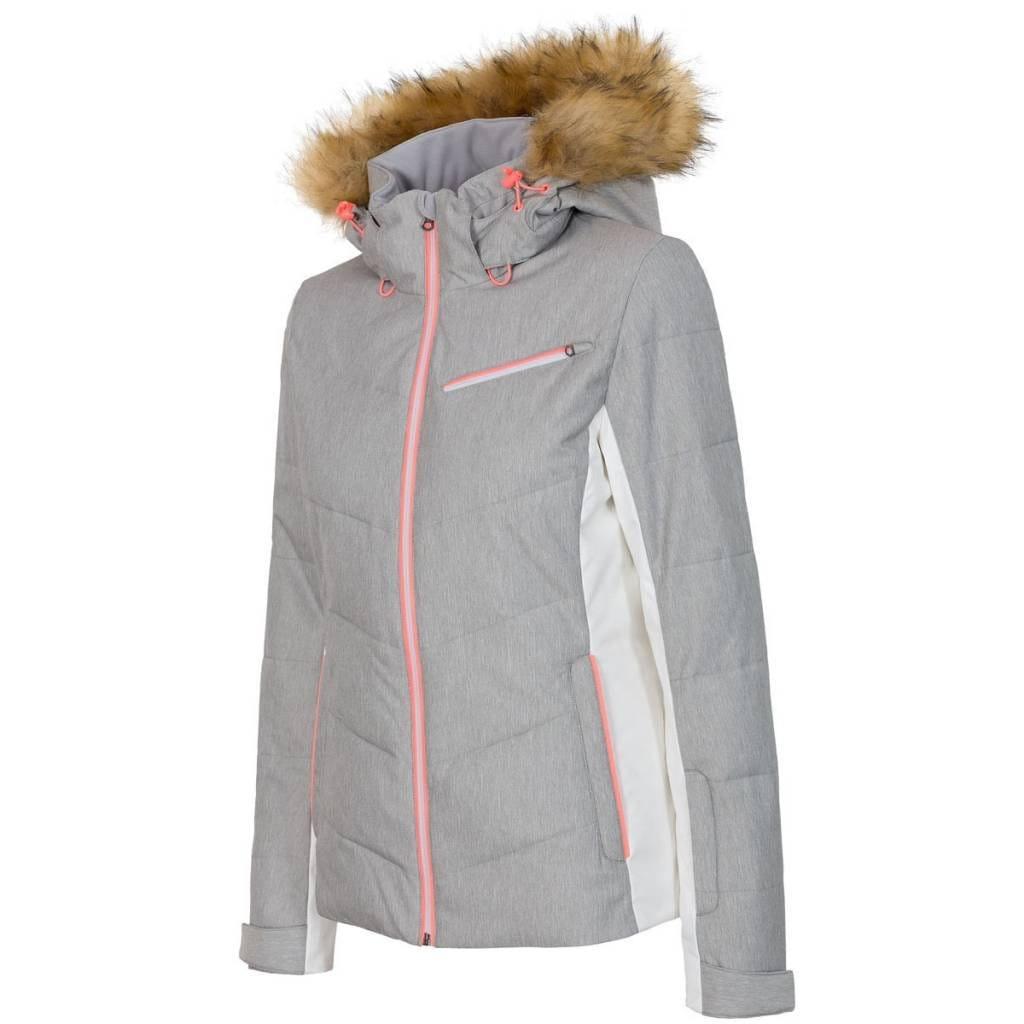 Bundy 4F Women's ski jacket KUDN270