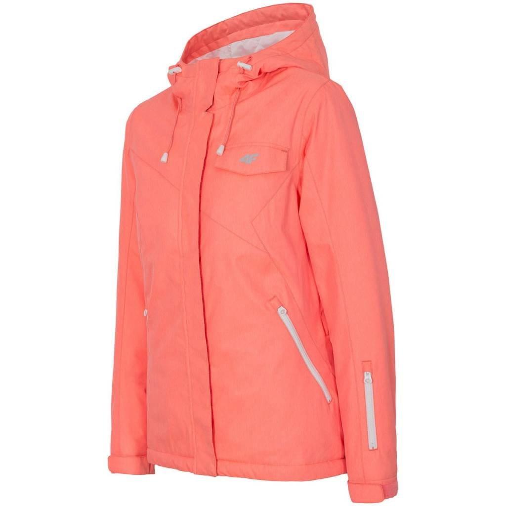 Bundy 4F Women's ski jacket KUDN280
