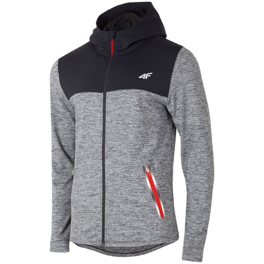 Trička 4F Men's functional sweatshirt BLMF001