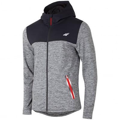 Trička 4F Men's functional sweatshirt BLMF001